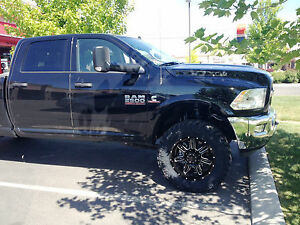 2017 Ram 2500 Leveling Kit >> Details About 2015 2018 Dodge Ram 2500 2 1 2 Front Leveling Kit With Rear 1 1 2 Inch Lift