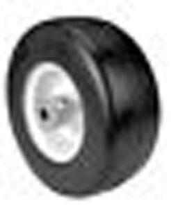 2-GRAVELY//ARIENS 9X350-4 RUN FLAT CASTER WHEEL ASSEMBLY 07130100,58903200 11217