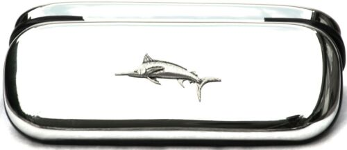 Marlin Fishing Glasses Spectacle Case  Gift FREE ENGRAVING POSTAGE