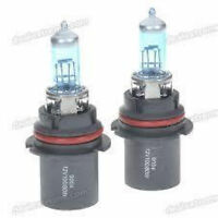 Isuzu 98-99 Amigo / 94-99 Rodeo Set Of 2 Xenon 9004 Bright White Head Light Bulb