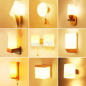 Modern-Wall-Light-Sconces-Porch-Home-Bedroom-Yard-Bar-Bedside-Aisle-Lamp
