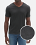 GAP-Homme-a-manches-courtes-V-Neck-Tee-Everyday-V-Neck-T-shirt-Taille-S-M-L-XL-XXL miniature 3