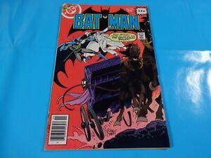 Batman-310-gentlemen-ghost-issue-DC-Comic-book-Bronze-1st-print