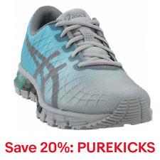 ASICS Gel-Quantum 180 4  Casual Running  Shoes - Blue - Womens