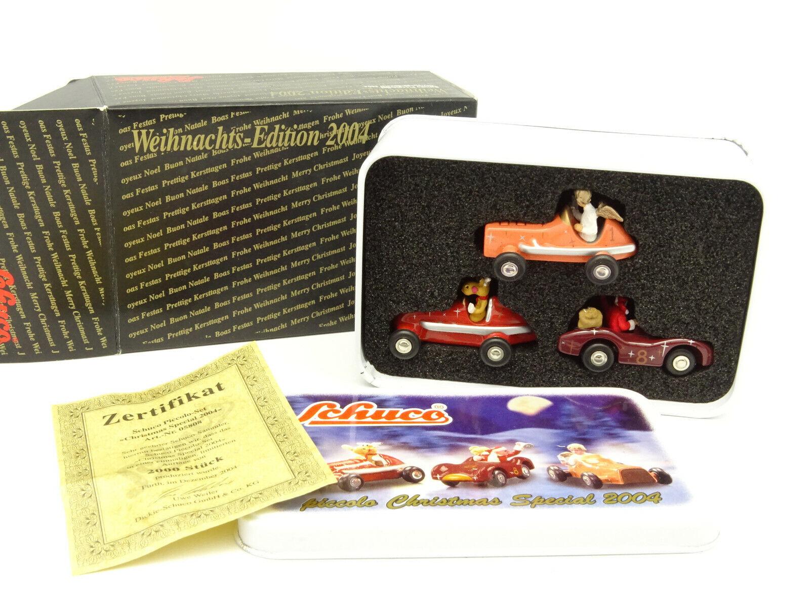 Schuco piccolo 1 90 - Christmas Box 2004