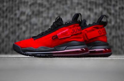 Nike Air Jordan Proto MAX 720 Palestra Rosso Nero Bianco Nuovo BQ6623 600 RAZZE 8 13 US | eBay