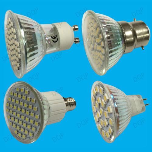 12x 5.6W Led Ampoule Spot Lumière Jour Blanc Chaud R50 Remplacement Lampe