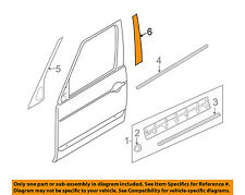 2006-2013 OEM Range Rover Sport Left Window Pillar Finisher Applique LR016345