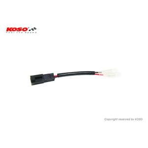 Adaptateur clignotant ducati Koso BO021061-03
