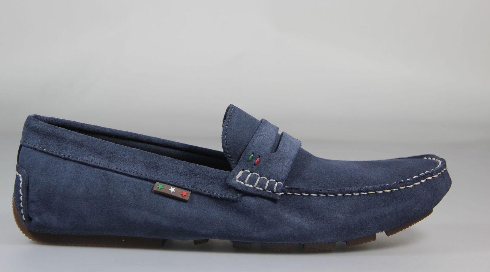 Pantofola d´Gold Oliverio herren Low Denim Blau Herren Slipper    | Haben Wir Lob Von Kunden Gewonnen