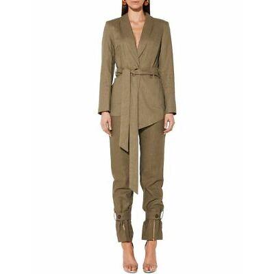 NEW Mossman The Panama Jacket Khaki