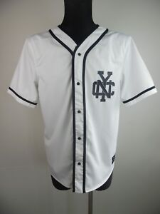 timeless design 535df be448 Details about Divided By H&M New York Yankee Baseball Jersey Size M
