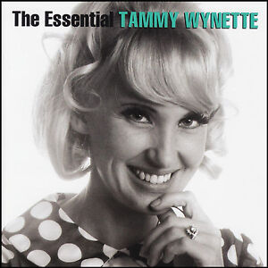 TAMMY-WYNETTE-2-CD-THE-ESSENTIAL-GREATEST-HITS-BEST-OF-70-039-s-COUNTRY-NEW