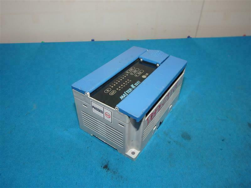 LS LG Master-K10S1 K14P1-DRS Programmable Controller As Is