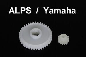 Set-Repair-Kit-Cogs-2-pcs-Input-Selector-for-Alps-ASD1017-Yamaha-VT148400