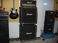 Marshall JCM 900 1960A 4x12 speaker cabinet