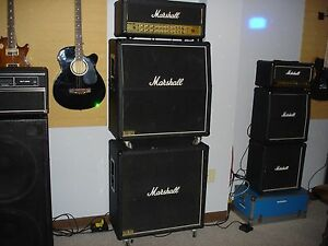 marshall jcm 900 1960a 4x12 speaker cabinet ebay. Black Bedroom Furniture Sets. Home Design Ideas