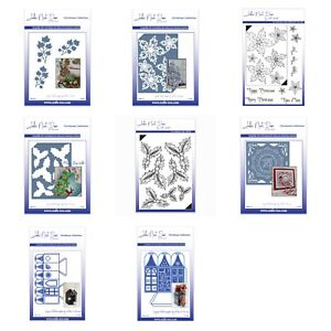 Christmas Stamps 2019.Details About John Next Door Christmas Collection Dies Stamps 2019 Free P P Multibuy