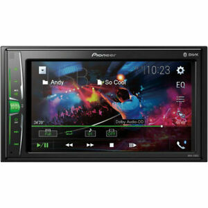 Pioneer-MVH-210EX-2-DIN-6-2-034-Touchscreen-Car-Stereo-Multimedia-Receiver