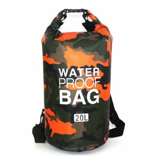 Floating Waterproof Dry Bag Dry Backpack for Water Sport Swimming Boating Raftin