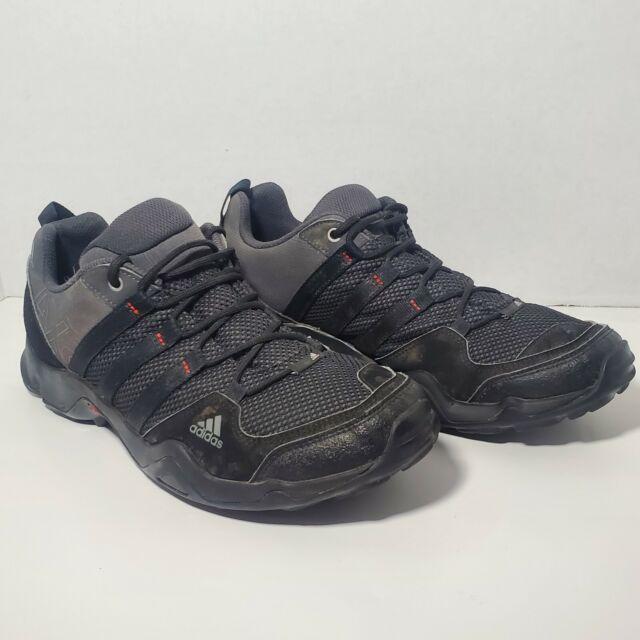 adidas Ax2 Black Grey Traxion Mens