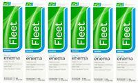 fleet Enema {ready-to-use} Saline Laxative 4.5 Fl Oz (133 Ml) (pack Of 6) on sale