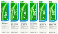 fleet Enema {ready-to-use} Saline Laxative 4.5 Fl Oz (133 Ml) (pack Of 6) on Sale