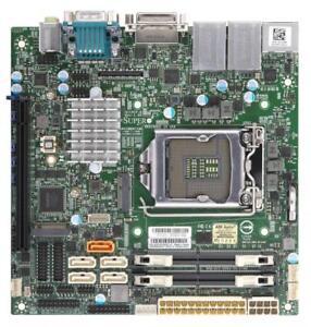 Details about *NEW & FULL WARRANTY* Supermicro X11SCV-Q Motherboard, mini  ITX, LGA 1151