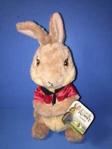 Peter Rabbit Movie Collection 24cm Flopsy Bunny Plush Soft Cuddly Toy