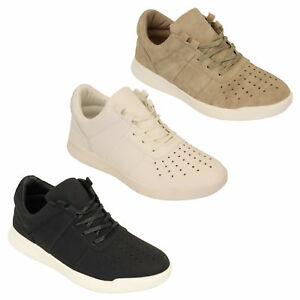 Mens-Trainers-Crosshatch-Running-Lace-Up-Jogging-Sports-Gym-Shoes-Casual-Fashion
