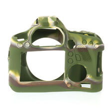 HOT Silicone Armor Skin Case Camera Cover Protector Bag For Canon EOS 6D DSLR