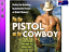 PIN-THE-PISTOL-ON-THE-COWBOY-FUN-MACHO-ON-THE-MAN-HENS-PARTY-ADULT-GAME thumbnail 3