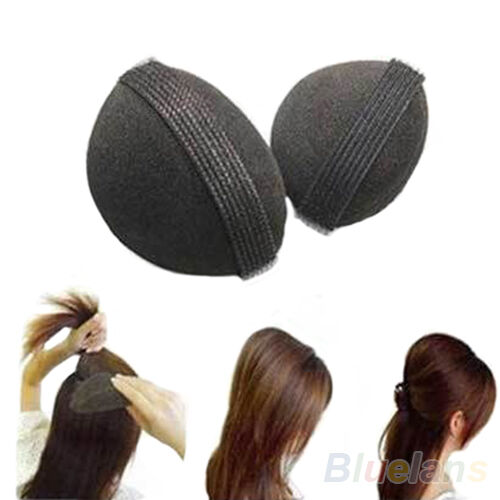 Womens Girls Trendy DIY Hair Styling Magic Updo Tuck Comb Wear Hairpin Comb BA7A