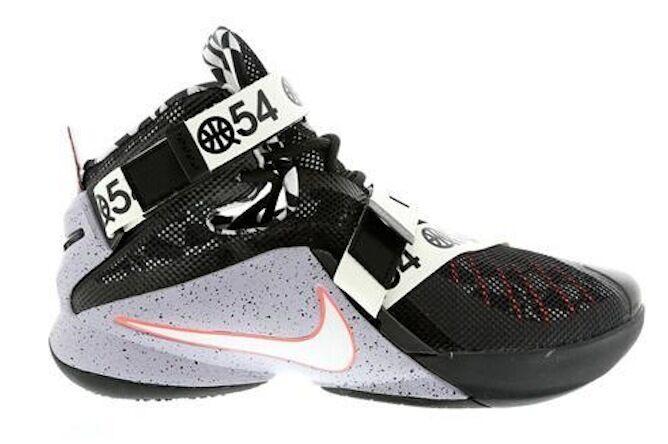 Nike lebron ix quai 54 limited size 14