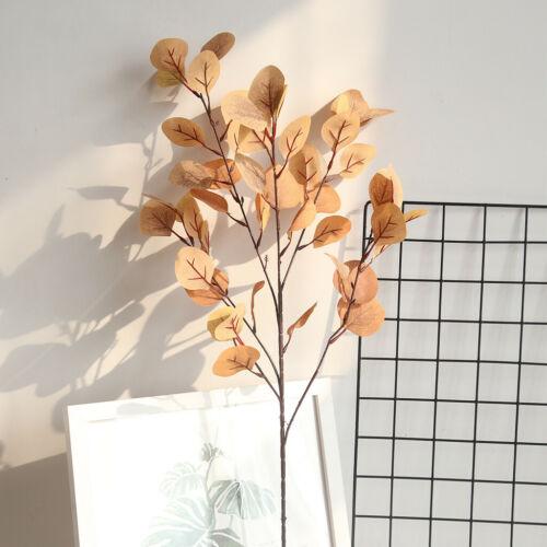 Artificielle Plantes Faux Feuille Maison Bureau Jardin Fleur Mariage Maison Ornements