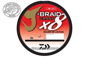 Daiwa-J-Braid-Grand-8x-Braided-Fishing-Line-Dark-Green-150yd-Pick