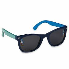 Disney Store Authentic Mickey Mouse Boys Blue Sunglasses 100% UV Protection NEW