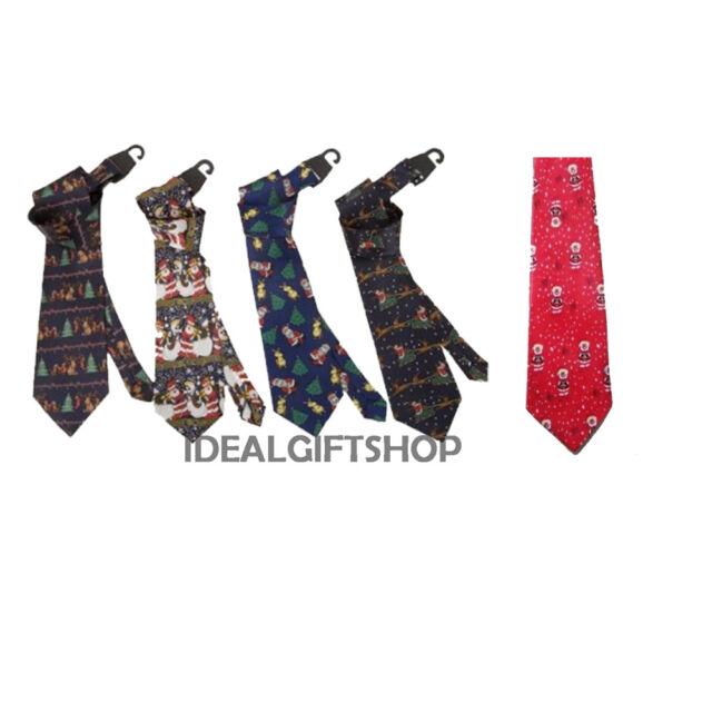 Weihnachten Krawatte Santa Geek Frohe Weihnachten Kostüm Krawatte Geheimnis Santa Geschenk