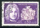 STAMP / TIMBRE FRANCE OBLITERE N° 1550 CELEBRITE / FRANCOIS COUPERIN