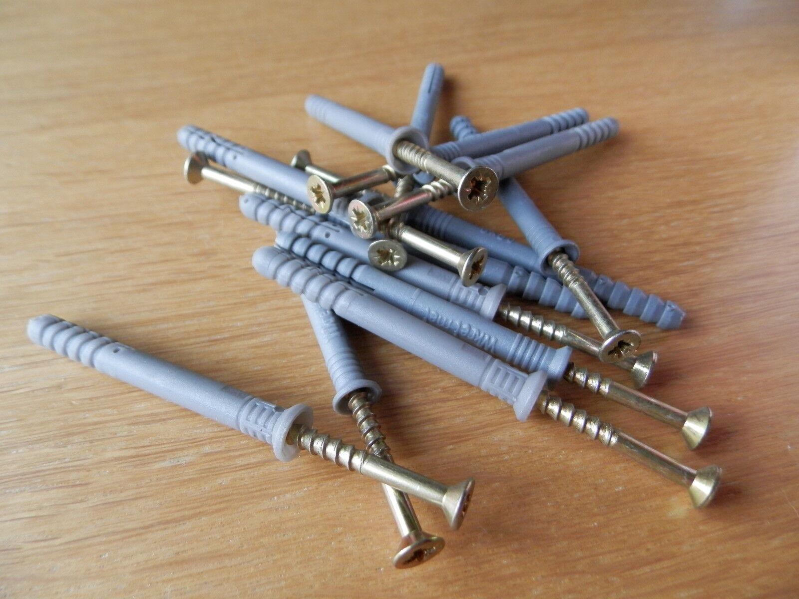 800 Schlagdübel 8x60 Nageldübel 8 8 8 x 60 mm vormontiert Senkkopf 345c0c