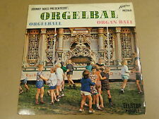 ORGAN LP TELSTAR PICCOLO / ORGELBAL - MORTIER ORGEL MINERVA UIT ALKMAAR