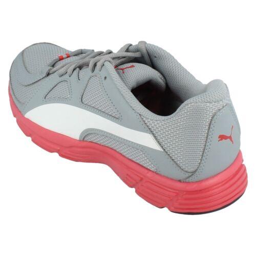 Hombre Zapatos Redonda Cordones Puntera Axis Running Puma Ligero V3 PTRtHTg