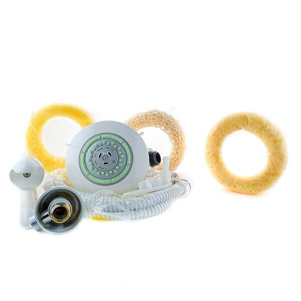 Doccetta body care + spugne + flessibile bianco Grandform DOCBI