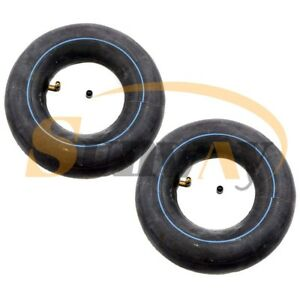 2x-Chambre-a-air-3-00-4-4-10-3-50-4-Pour-Brouette-Chariot-Enfant-Quad-ATV