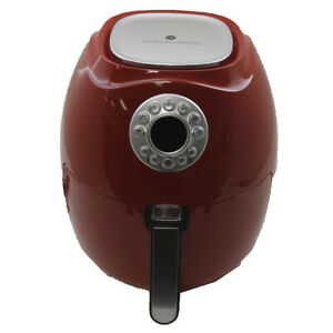 Cook-039-s-Essentials-3-4-qt-1500-Watts-Digital-Electric-Air-Fryer-Cinnamon