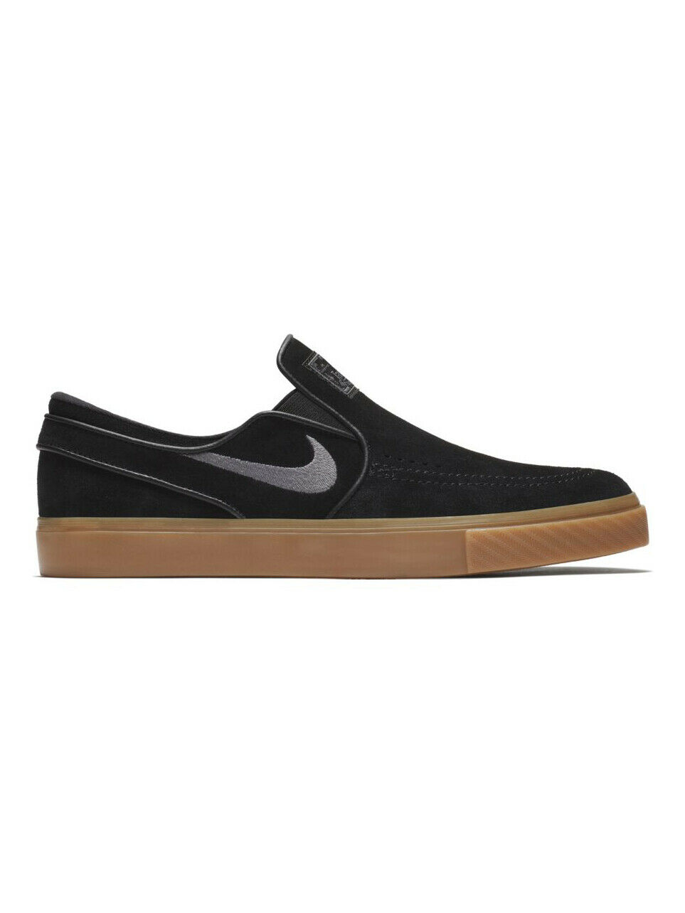 personal Sicilia Desafío  Nike SB Stefan Janoski 333824-069 Thunder Grey Black Gum Skate Shoes Sz 12  Zoom for sale online   eBay
