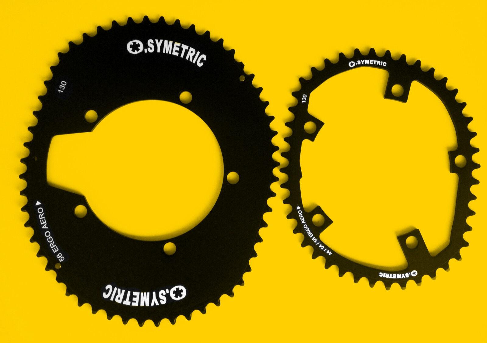 Osymetric ERGOAERO Time Trial, Triathlon Specific Chainrings  BCD130