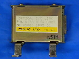 FANUC A13B-0154-B001 OPTICAL i/o LINK 6m warranty
