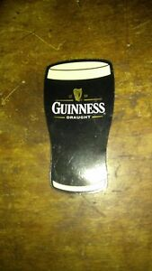 "23 Flexible Fridge Magnets GUINNESS DRAUGHT  Beer, Glasses, Size (3 1/2"" x 2 "")"