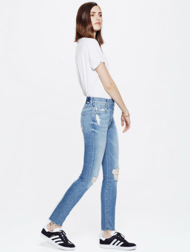 NWT Mother Denim The Stunner 25 29 $258 27 Hijacking The Runway Size 24